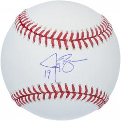 Jay Bruce Autographed Baseball