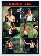 "Bruce Lee Collage Poster 15"" x 20 1/2"" (Style #4673)"