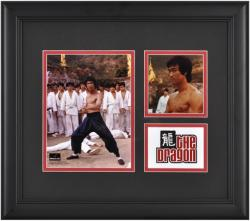 Bruce Lee Framed The Dragon Presentation