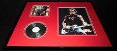 Bruce Springsteen 16x20 Framed Born in the USA CD & Photo Display