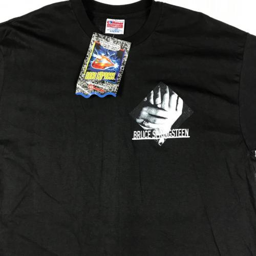 Bruce Springsteen 1992 Human Touch T-shirt NOS XL Winterland New with Tag