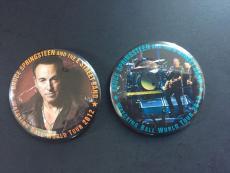 Bruce Springsteen & The E Street Band 2012 Wrecking Ball World Tour 2 Pin 3