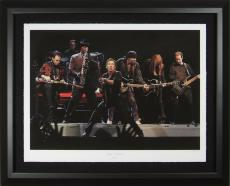Bruce Springsteen at Shea Stadium Fine Art Photograph Framed