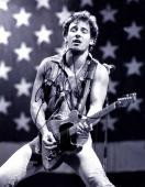Bruce Springsteen Autographed Signed 11x14 B/W American Photo AFTAL UACC RD
