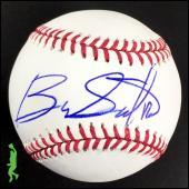 Bruce Springsteen Autographed Signed Baseball Ball The Boss Jsa Coa Loa