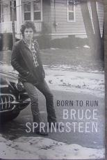 Bruce Springsteen Autographed Signed Born To Run Book Beckett Coa