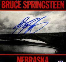 Bruce Springsteen Autographed Signed Nebraska Album AFTAL UACC RD COA PSA