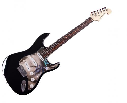 Bruce Springsteen Autographed The River Album LP cd Guitar AFTAL UACC RD
