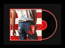 Bruce Springsteen Signed Album Born in the USA - Beckett