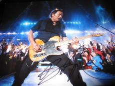 Bruce Springsteen Signed Autograph 11x14 Photo Born In The Usa Rare In Person E