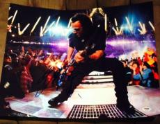 BRUCE SPRINGSTEEN SIGNED AUTOGRAPH + SKETCH RARE SUPER BOWL 16x20 POSTER PSA/DNA