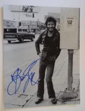 Bruce Springsteen Signed Autographed 11x14 Photo Flawless Signature! COA VD
