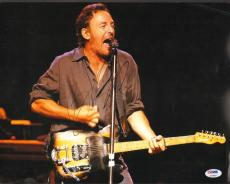 BRUCE SPRINGSTEEN Signed Autographed 11x14 Photo PSA/DNA #S14763