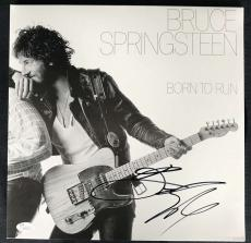 Bruce Springsteen Signed Autographed Born To Run Album LP JSA Authentic