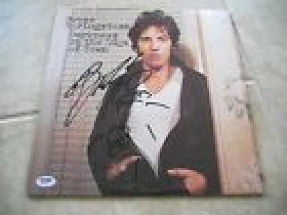Bruce Springsteen Signed Autographed Darkness Album LP W Sketch PSA Certified