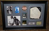 Bruce Springsteen signed autographed FRAMED guitar pick pass ticket PSA DNA RARE