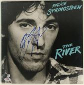 Bruce Springsteen Signed Autographed The River Album LP PSA/DNA Fanatics