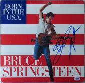 Bruce Springsteen Signed Born In The USA Authentic Album Cover PSA/DNA #AB01529