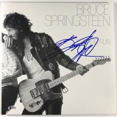 Bruce Springsteen Signed Born To Run Album Auto Graded Gem Mint 10! Bas #a07111