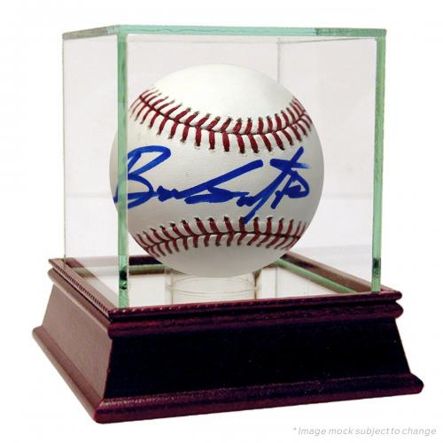 Bruce Springsteen Signed Major League Baseball JSA