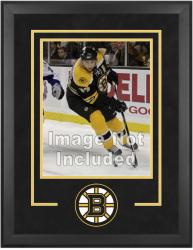 "Boston Bruins Deluxe 16"" x 20"" Vertical Photograph Frame - Mounted Memories"