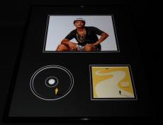 Bruno Mars 16x20 Framed Unorthodox Jukebox CD & Photo Set