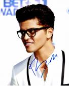 Bruno Mars Signed - Autographed Singer - Songwriter 8x10 inch Photo - Guaranteed to pass PSA/DNA or JSA
