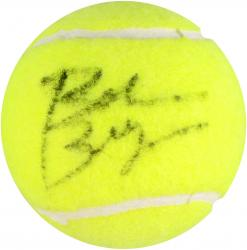 Bob Bryan Autographed Tennis Ball