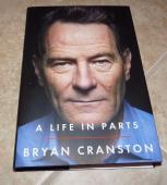 Bryan Cranston A Life In Parts Breaking Bad Signed Auto'd Book PSA Certified
