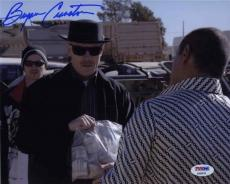 Bryan Cranston 'Breaking Bad' Autographed Signed 8x10 Photo Certified PSA/DNA