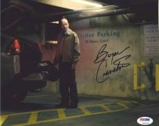 Bryan Cranston Breaking Bad Autographed Signed 8x10 Photo PSA/DNA AFTAL COA