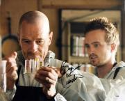 Bryan Cranston Breaking Bad Signed 16X20 Photo PSA/DNA #AC43180