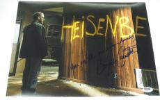 Bryan Cranston Signed 11x14 Photo Autograph Exact Proof Inscription Look Psa A