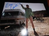 BRYAN CRANSTON SIGNED AUTOGRAPH 11x14 PHOTO BREAKING BAD PROMO IN PERSON COA X5