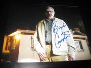 BRYAN CRANSTON SIGNED AUTOGRAPH 8x10 PHOTO BREAKING BAD PROMO ACTION SHOT X18