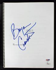 Bryan Cranston Signed Breaking Bad Script JSA & PSA/DNA #AA28927