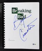 Bryan Cranston Signed Breaking Bad TV Pilot Script BAS #B51588
