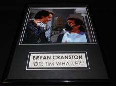 Bryan Cranston Signed Framed 11x14 Photo Display AW Seinfeld Tim Whatley