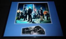 Bryan Cranston Signed Framed 16x20 Photo Poster Display JSA Breaking Bad w/ cast