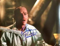 BRYAN CRANSTON (Walter White- Breaking Bad) signed 11x14 photo-JSA #R75588