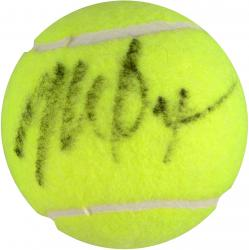 BRYAN, MIKE AUTO (GENERIC) TENNIS BALL - Mounted Memories
