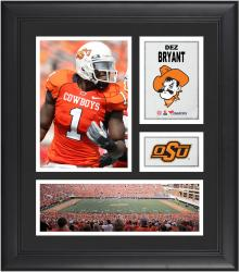 "Dez Bryant Oklahoma State Cowboys Framed 15"" x 17"" Collage"