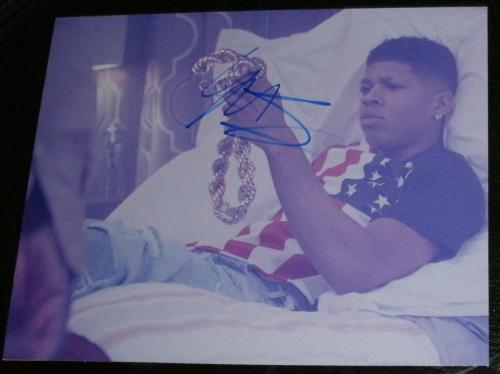 """Bryshere Y. Gray Signed Autograph Classic """"empire"""" Cool New Image 8x10 Photo Coa"""