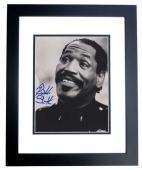 Autographed Bubba Smith Photograph - 8x10 BLACK CUSTOM FRAME Deceased
