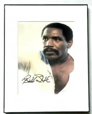 Autographed Bubba Smith Picture - PSA DNA Certified