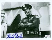 Autographed Bubba Smith Photo - Police Academy 8x10 Jsa