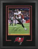 "Tampa Bay Buccaneers Deluxe 16"" x 20"" Vertical Photograph Frame with Team Logo"