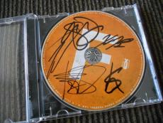 "Buckcherry Band Autographed Signed All 5  ""F"" EP CD PSA Guaranteed Josh Todd +4"