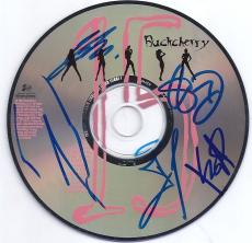 BUCKCHERRY Signed 15 CD Josh Todd IN PERSON ALL 5 MEMBERS