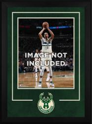 "Milwaukee Bucks Deluxe 16"" x 20"" Frame"